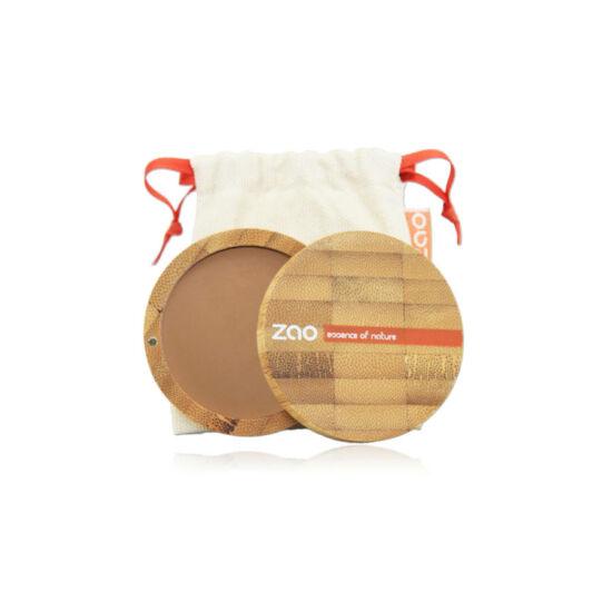 ZAO Kompakt púder 305 milk chocolate