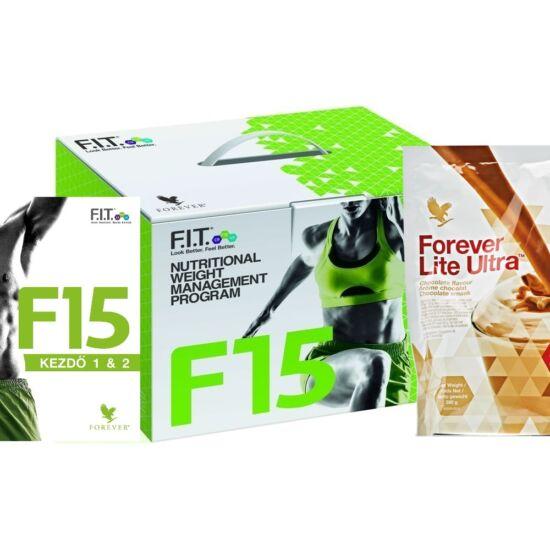 Forever F15 Beginner (kezdő) 1&2 Chocolate
