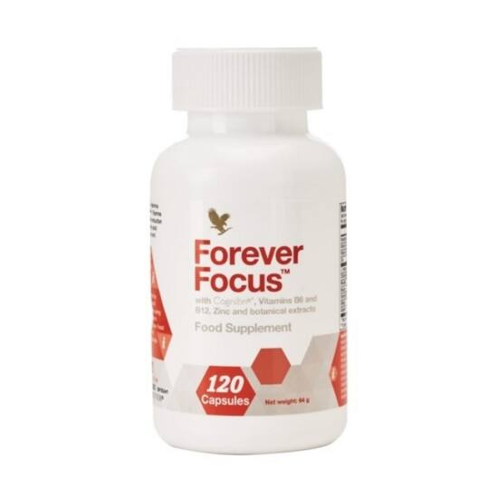 Forever Focus 120 db kapszula