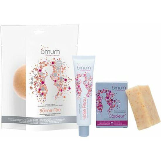 OMUM 1,2,3... Flawless skin Set A várandós anyukák ragyogásáért!